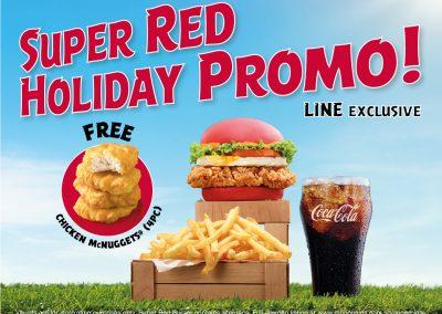 McDonald's: Free 4pc Chicken McNuggets® Coupon (1 – 13 Jun 2016)