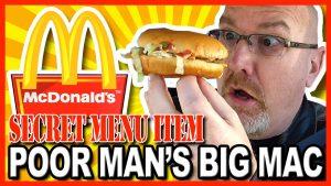 maxresdefault Poor man's Big Mac