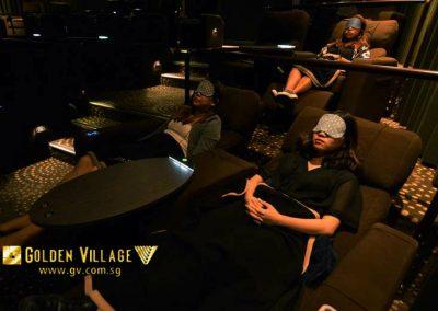 Singapore: Golden Village @ Suntec City – $12 Ticket Gets 90 Mins Nap on Plush Recliner, a meal, a drink and eye mask (Now Till 28 Sept 2016)