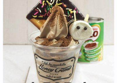 Singapore: HoneyCreme – 1-for-1 Milo Dino at 313 @ Somerset & Jem (Till 23 Sep 2016)