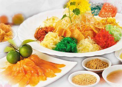 Singapore: MOF My Izakaya CNY Prosperity Yusheng Promotion (While Stocks Last)