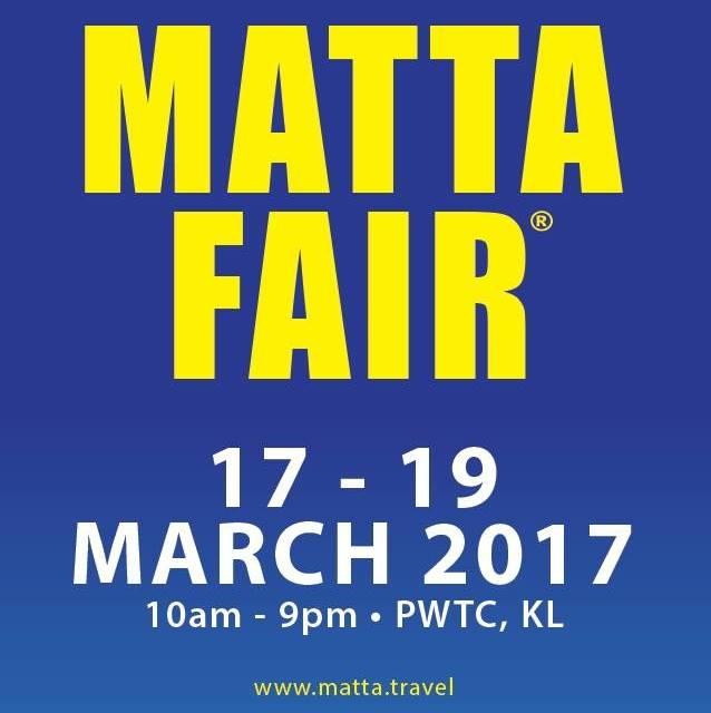 Malaysia: Matta Fair At PWTC Kuala Lumpur (17th. -19th. March 2017)