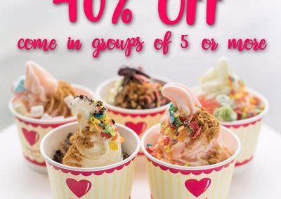 Singapore: Sogurt – CNY Special 40% OFF Yogurt (27 Jan 2017)