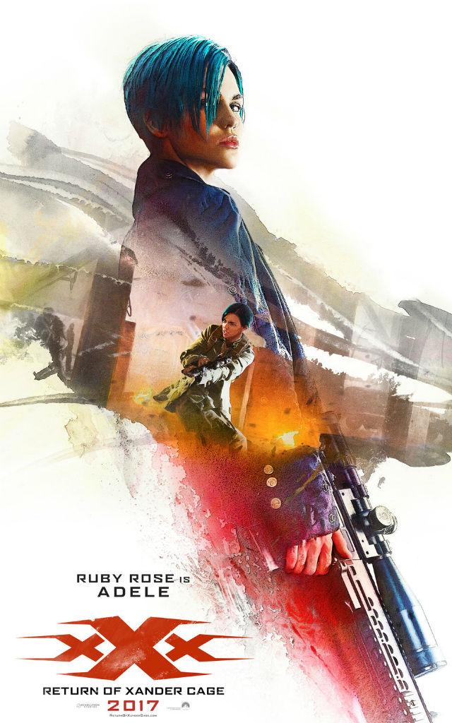 XXX Ruby Rose