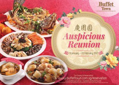 Singapore: Buffet Town CNY Promotion (until 3 Feb 2017)