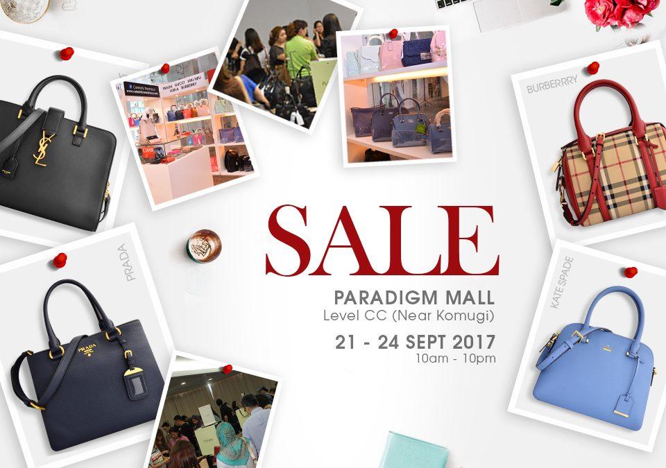 Malaysia: Celebrity Wearhouz Sale,Up To RM1,500 Cash Back! (21 -24 Sept 17)