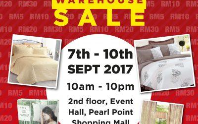 Malaysia: AKEMI warehouse sale (7 – 10 Sept)