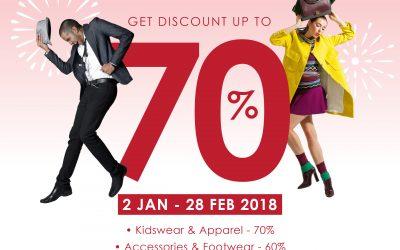 Malaysia: Logo Fashion – Like, Share and Tag Promo (2 Jan – 28 Feb 2018)